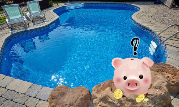 Combien coûte une piscine en kit ?