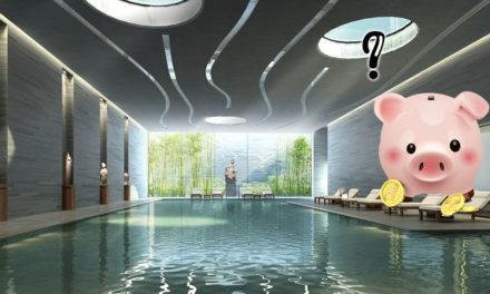 Combien coûte une piscine intérieure ?
