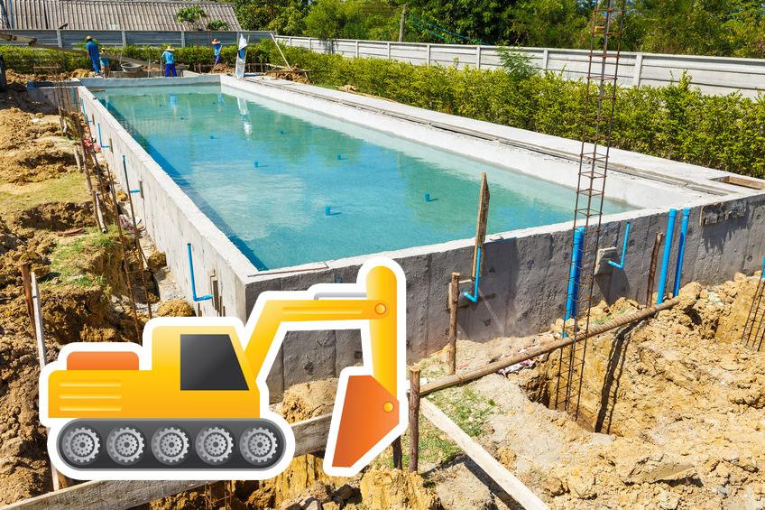 Les différentes techniques de construction d'une piscine en béton